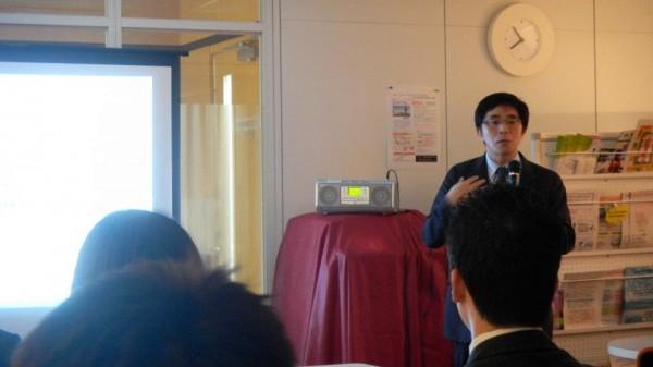 第四回MTL開催レポート(クインタイルズ・トランスナショナル・ジャパン社長 清水昇氏)